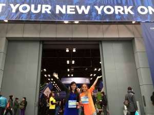Get Your New York On at the TCS NYC Marathon Expo.